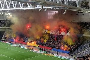 Hammarby IF vs. Djurgårdens IF