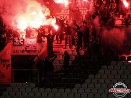 FK Partizan Belgrad vs. FK Cukaricki