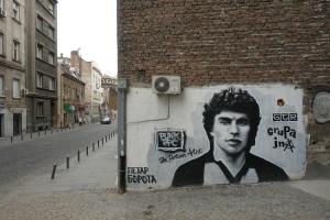 Grupa JNA Graffiti in Belgrad