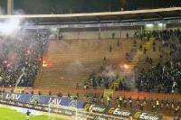 Konflikt zwischen Fangruppierungen des FK Partizan