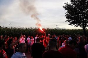 Red Bull Salzburg vs. Roter Stern Belgrad