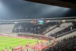 Roter Stern Belgrad vs. Partizan Belgrad