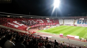 Roter Stern Belgrad vs. Čukarički