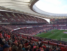 Atlético Madrid vs. CD Leganés
