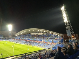 Getafe CF vs. SD Huesca
