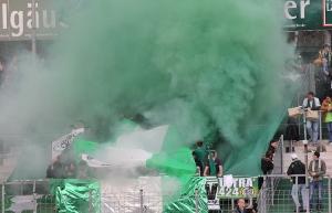 FC 08 Homburg vs. TSG Pfeddersheim