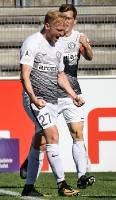 SV Elversberg vs. Stuttgarter Kickers