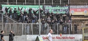 VfB Borussia Neunkirchen vs. FC 08 Homburg