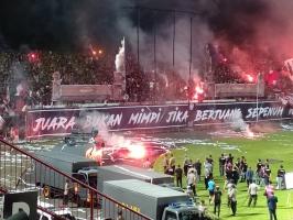 Bali United FC vs. Persija Jakarta