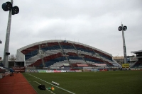 Andruv Stadion des SK Sigma Olomouc