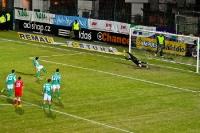 Bohemians 1905 vs. FC Zbrojovka Brno, 1:1