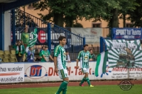 Chemnitzer FC vs. Bohemians Praha 1905