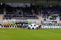 FC Bohemians Praha 1905 bei FK Jablonec
