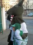 Mit dem Känguru zum Prager Derby