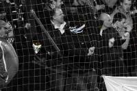 Pyro beim FC Bohemians 1905