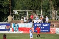 Cheb Boys in Aktion, Spiel gegen FC Zlicin