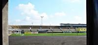 Das Strahov-Stadion (Velky strahovsky stadion) in Prag (Praha)