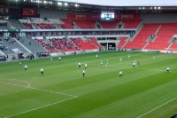 Der FC Bohemians 1905 Praha in der Synot Tip Arena