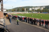 FK Usti nad Labem vs. HFK Olomouc im Mestsky Stadion