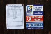 Spielankündigung: SK Slavia Praha vs. FK Usti nad Labem