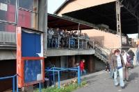 zu Gast beim tschechischen Zweitligisten FK Usti nad Labem