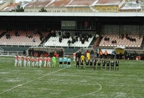 FK Viktoria Zizkov vs. FC Hradec Kralove