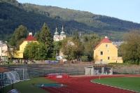Mestsky stadion Krupka in Tschechien