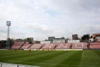 Mestsky Stadion Srbská des FC Zbrojovka Brno
