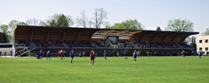 MFK Chrudim vs. FK Slavoj Vysehrad