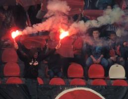 1. FC Zbrojovka Brno vs. SK Slavia Praha