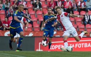 SK Slavia Praha vs. FC Vysocina Jihlava