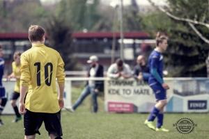 SK Union Vršovice vs. FC Háje Jižní Město