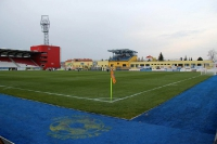 Stadion v Jiráskově ulici in Jihlava