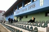 Stadion von Loko Vltavin