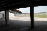 Strahov Stadion in Prag