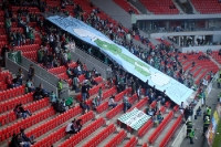 Synot Tip Arena, Ausweichstadion des FC Bohemians 1905 Praha