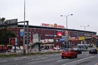 Synot Tip Arena in Prag, Stadion des SK Slavia Praha