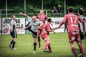 TJ Jiskra Ústí nad Orlicí vs. FK Pardubice B