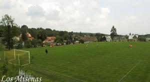 TJ Lomnice 1932 vs. TJ Spartak Chodov
