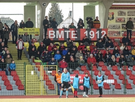 Budafoki MTE vs. Dorogi FC