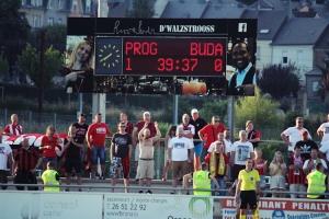Progrès Niedercorn vs. Honved Budapest