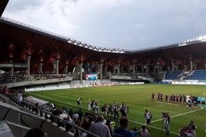 Videoton FC Szekesfehervar vs. Ludogorez Rasgrad