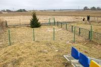 Gästeblock mit Tannenbaum in Dygowo