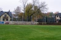 Gästesektor bei Orleta Lukow