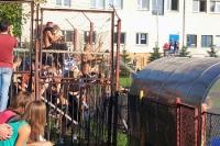 Karpaty Krosno bei Stal Sanok