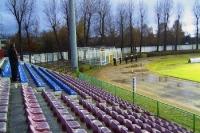 Piast Gliwice (Käfig bereits abgerissen)