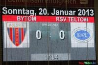 Polonia Bytom gegen RSV Teltow