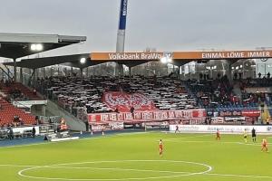 Eintracht Braunschweig vs. Hallescher FC