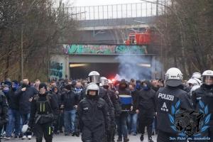 Hamburger SV vs. FC St. Pauli