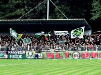 Fußballatmosphäre bei Hannover 96 Amateure vs. SV Meppen